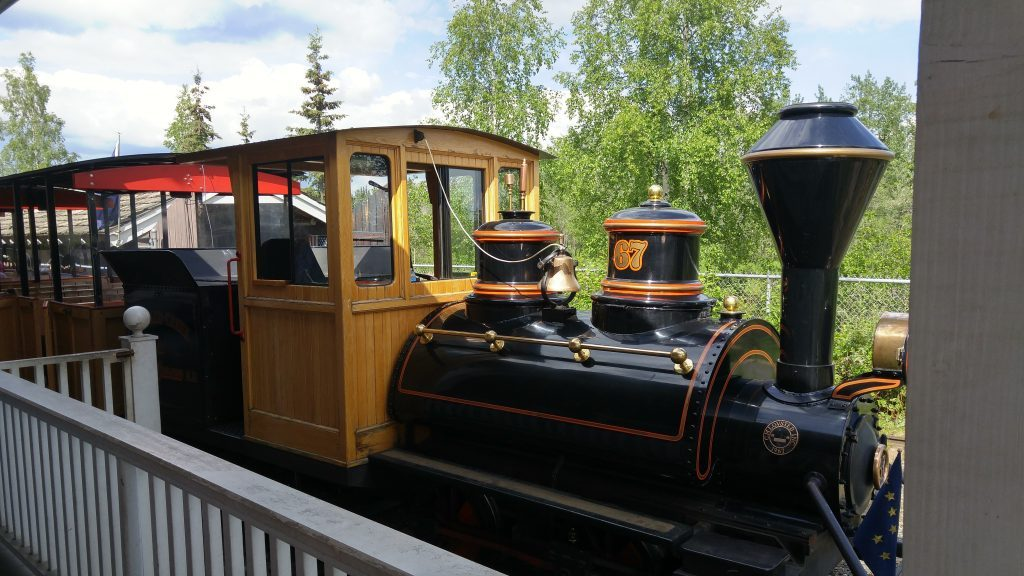 Pioneer Park Railroad