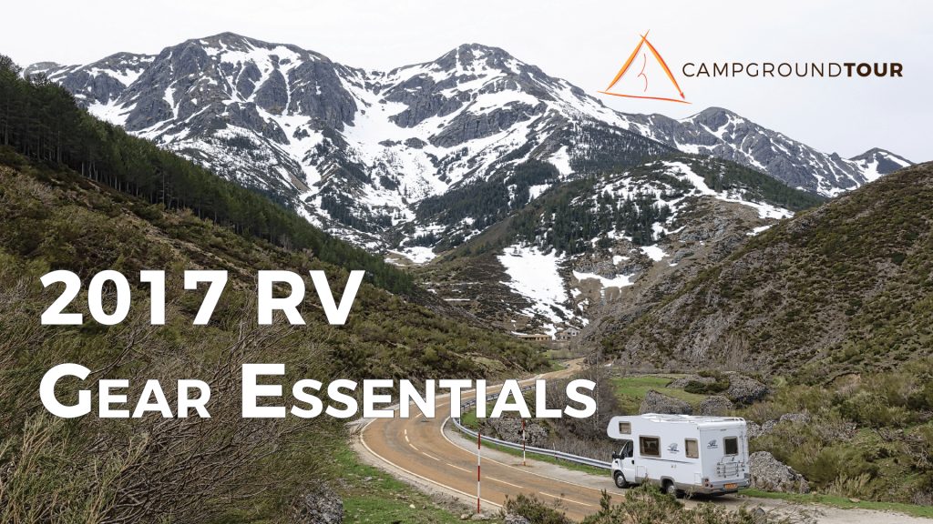2017 RV Gear Essentials